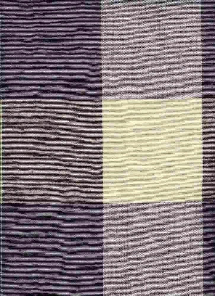 <h2>3170/14</h2> / FOUR INCH CHECK / ORCHID CREAM