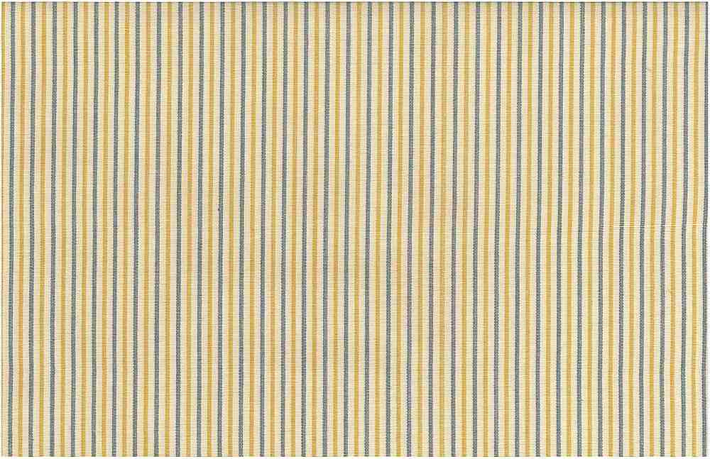 <h2>2247/2</h2> / NANTUCKET PINSTRIPE / BLUE/YELLOW