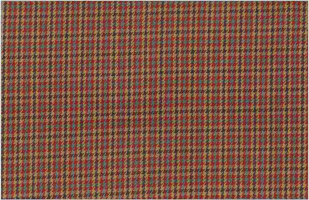 <h2>1167/4</h2> / INVERNESS TWEED / RED/TAN/BLU
