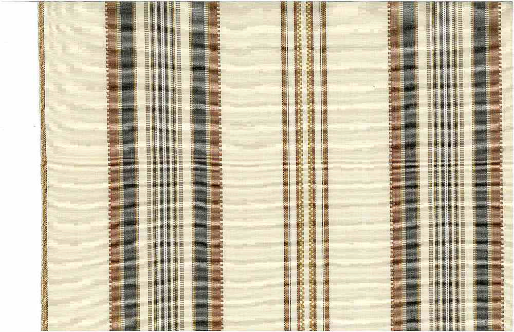 2222/3 / CASABLANCA STRIPE / BROWNS