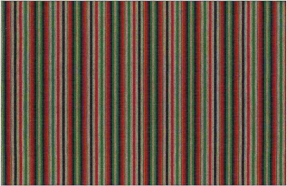 2252/1 / ZAPATA STRIPE / RED/BLK/GRN