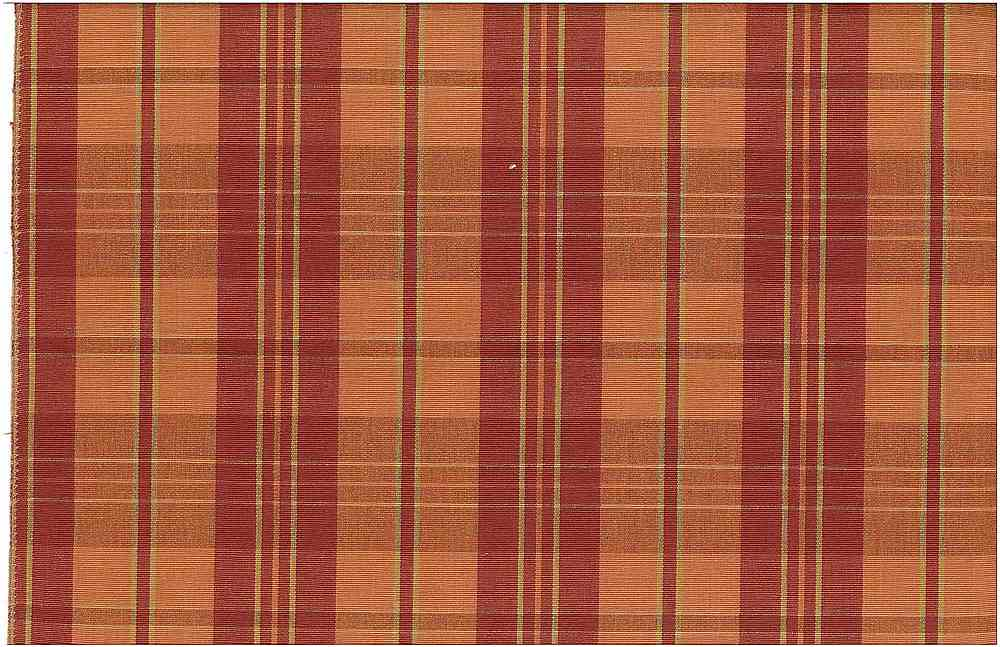 3179/3 / SCOTTISH CHECK / RUST