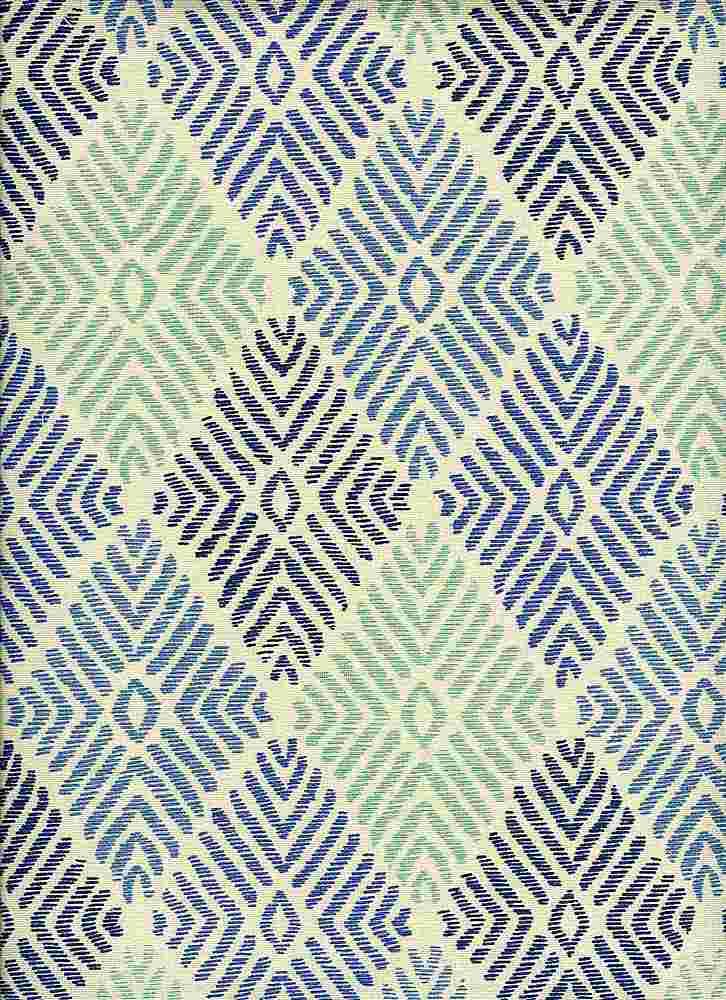 0959/1 / PHULKARI MULTI / BLUE