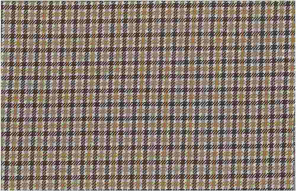 1168/3 / ABERDEEN TWEED / CHOC/TAN
