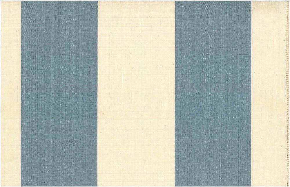 2268/1 / GRAND AWNING STRIPE / CHAMBRAY/NAT