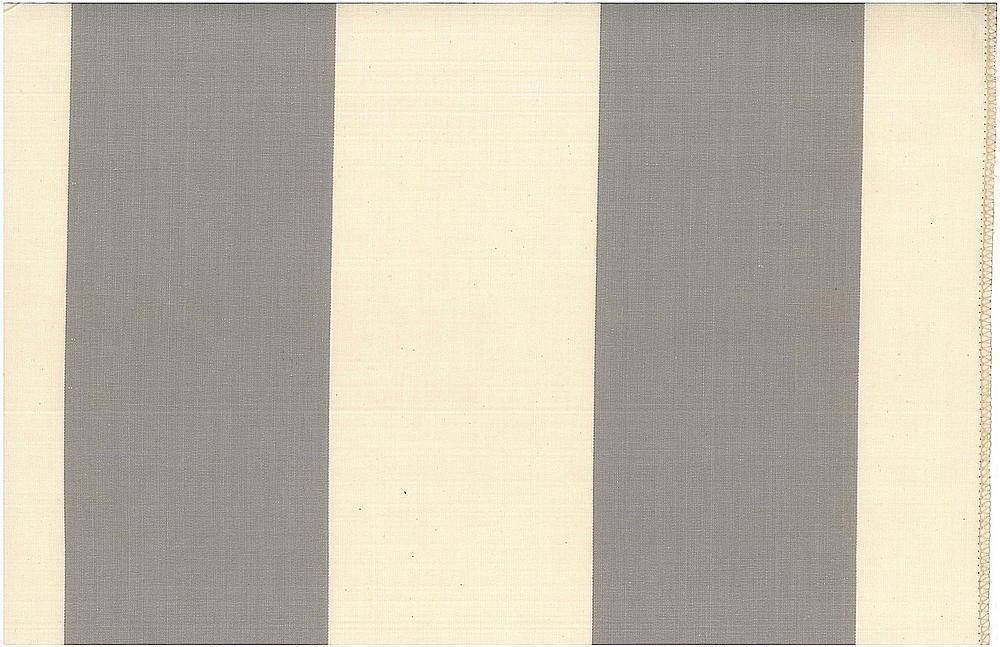 2268/5 / GRAND AWNING STRIPE / GRAY/NAT