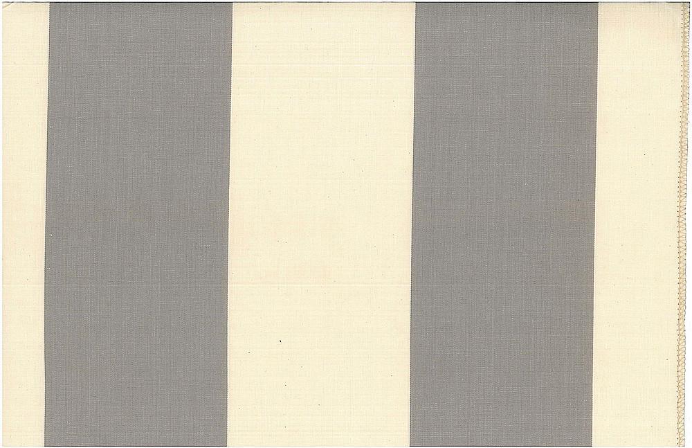 2268/5 / GRAND AWNING STRIPE / GRAY/NAT