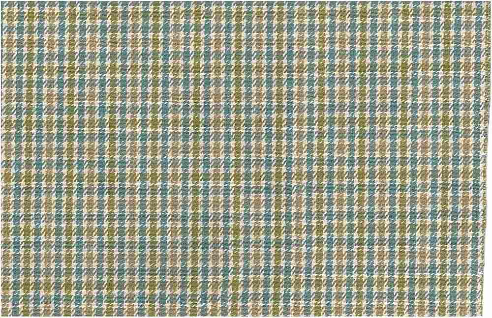 <h2>1168/4</h2> / ABERDEEN TWEED / AQUA/GREEN