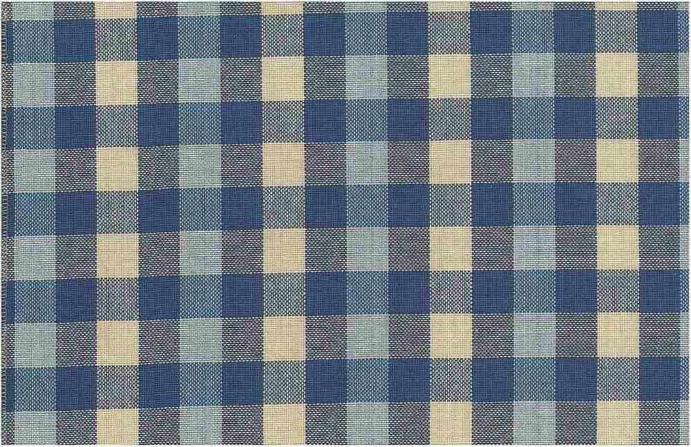 3183/1 / BLACKBURN PLAID / BLUE MULTI
