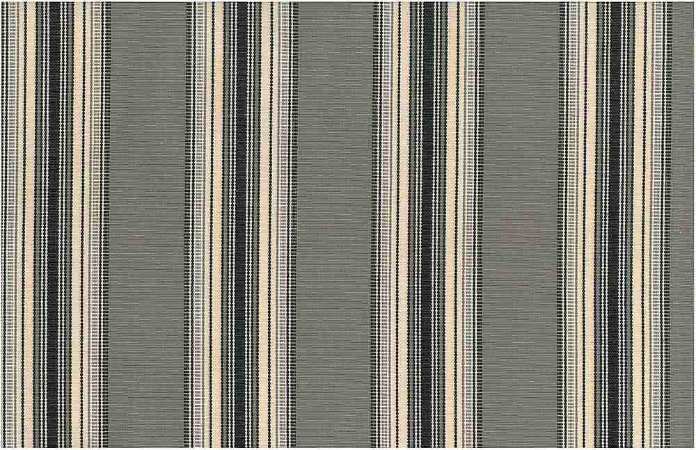 2271/4 / MONACO STRIPE / PEWTER/BLACK