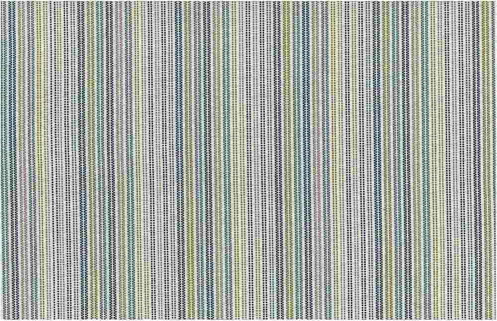 2273/1 / TEXTURED STRIPE / BLUE GREEN