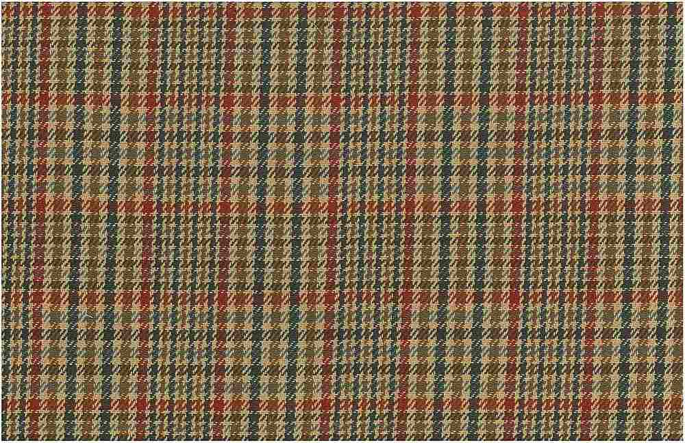 <h2>1173/1</h2> / STRATFORD TWEED / BROWN RED MULTI