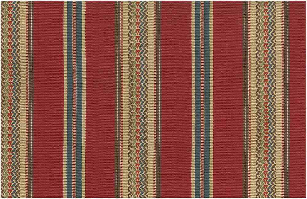 <h2>2276/1</h2> / EL DORADO STRIPE / RED