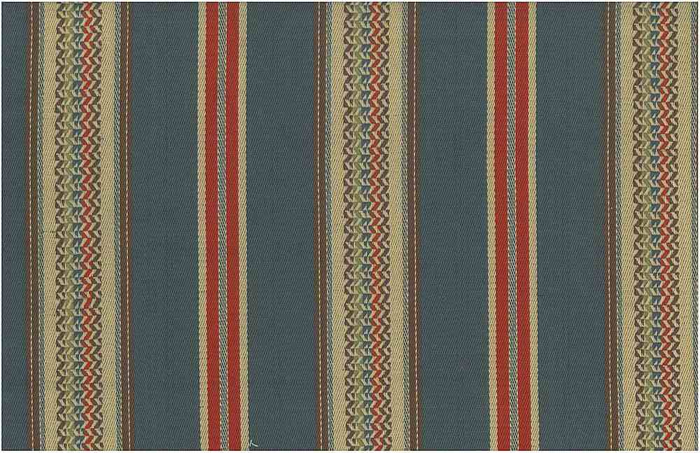 <h2>2276/2</h2> / EL DORADO STRIPE / BLUE
