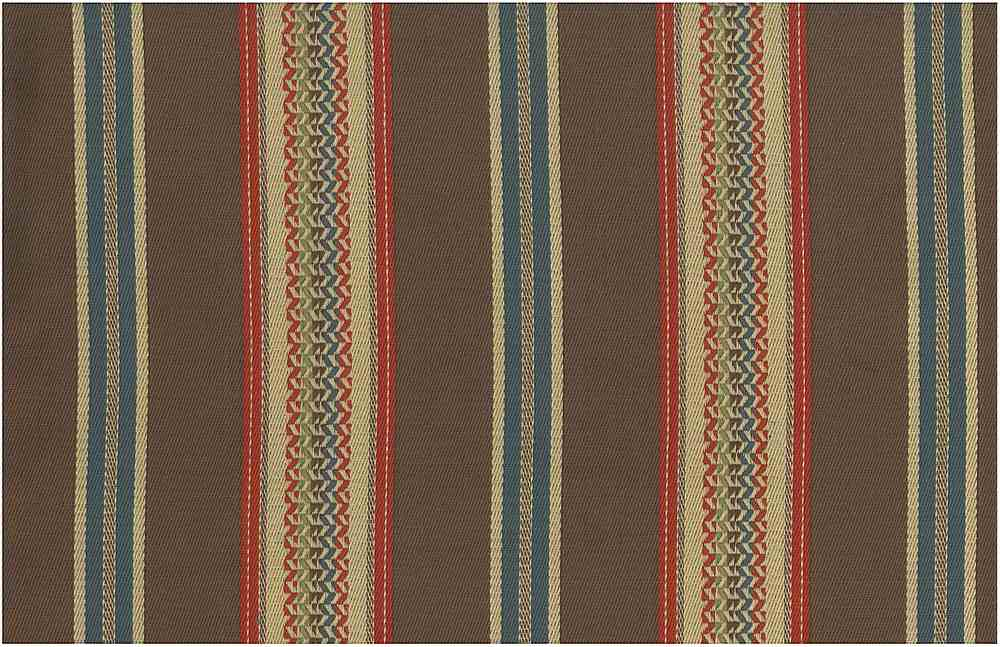 2276/3 / EL DORADO STRIPE / BROWN