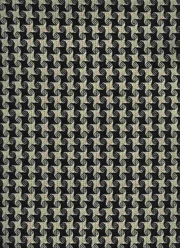 <h2>1174/1</h2> / BEACON HOUNDSTOOTH / BLACK/NAT
