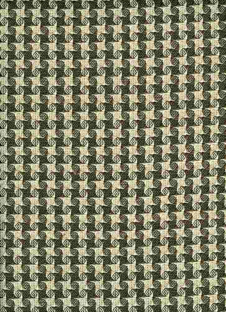 1174/3 / BEACON HOUNDSTOOTH / TAUPE/NAT