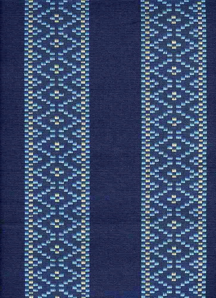 <h2>2279/2</h2> / SWEDISH STRIPE / OCEAN