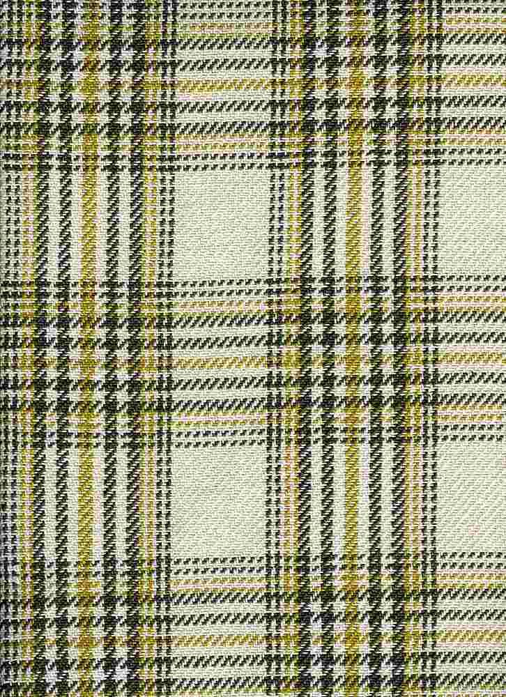 3184/6 / CHESHIRE PLAID / NAT/GRY/MUSTARD