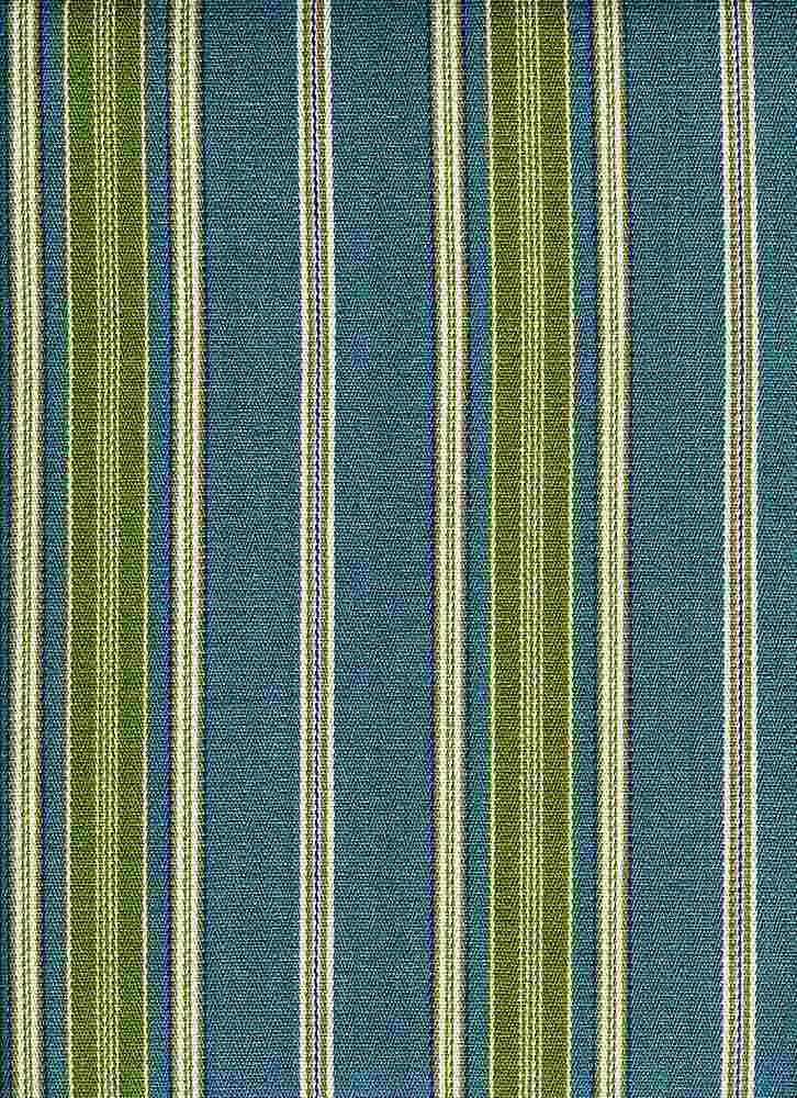 <h2>2284/3</h2> / LONDON STRIPE / CHAMBRAY/OLIVE