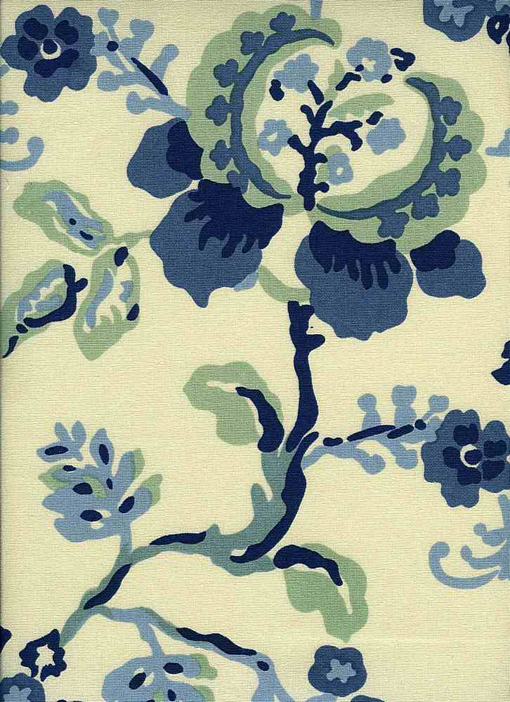 0982/1 / WATERCOLOR PRINT / WEDGEWOOD