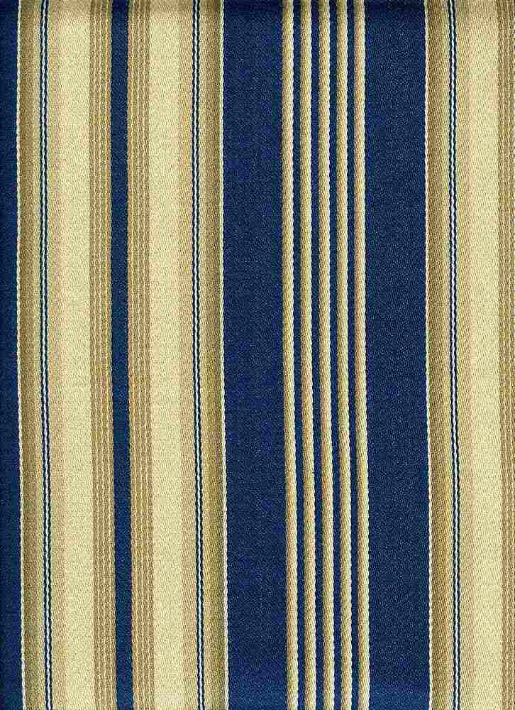 2287/6 / BORDEAUX STRIPE / ROYAL BLUE
