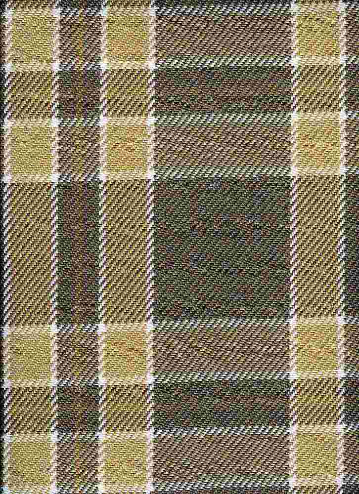 <h2>3188/1</h2> / MANHATTAN PLAID / FLAX