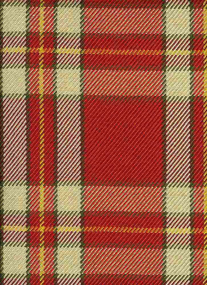 <h2>3188/2</h2> / MANHATTAN PLAID / BRICK