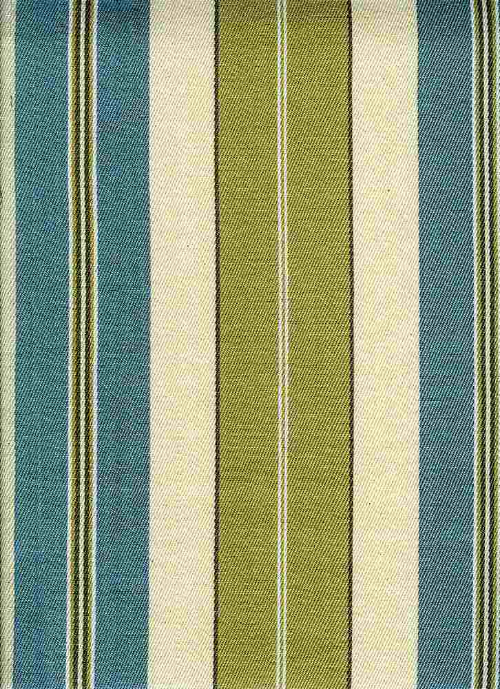 2292/2 / BAHAMA STRIPE / GREEN BLUE