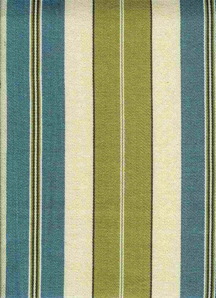 <h2>2292/2</h2> / BAHAMA STRIPE / GREEN BLUE