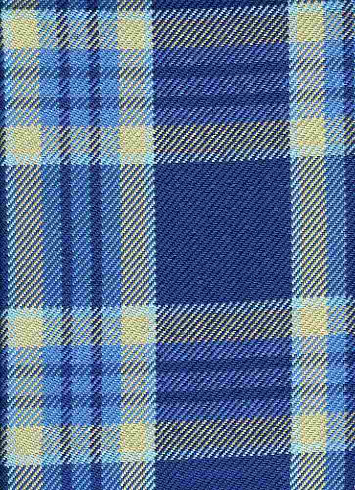 3189/2 / BOSTON PLAID / BLUES