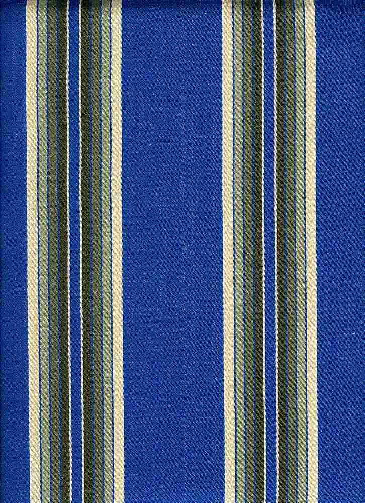 <h2>2286/4</h2> / BASTILLE STRIPE / TRUE BLUE