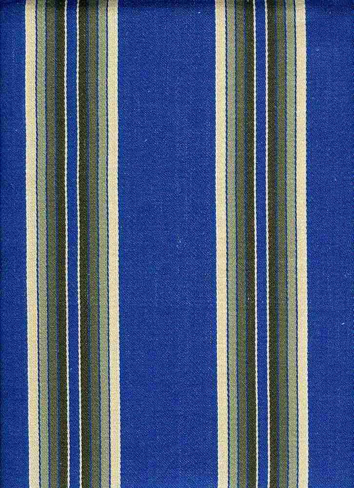 2286/4 / BASTILLE STRIPE / TRUE BLUE
