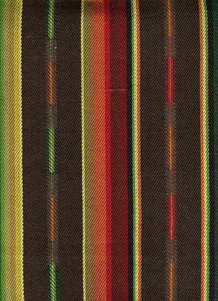 2255/3 / SUNDANCE STRIPE / BROWN MULTI