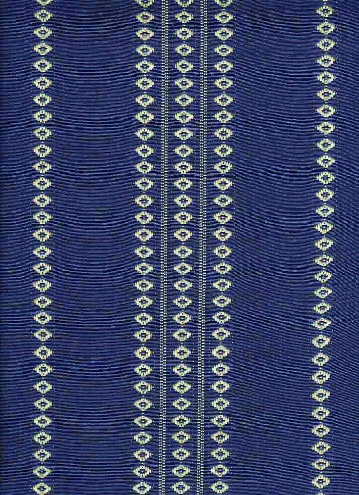 2295/1 / FINNISH STRIPE / ROYAL BLUE