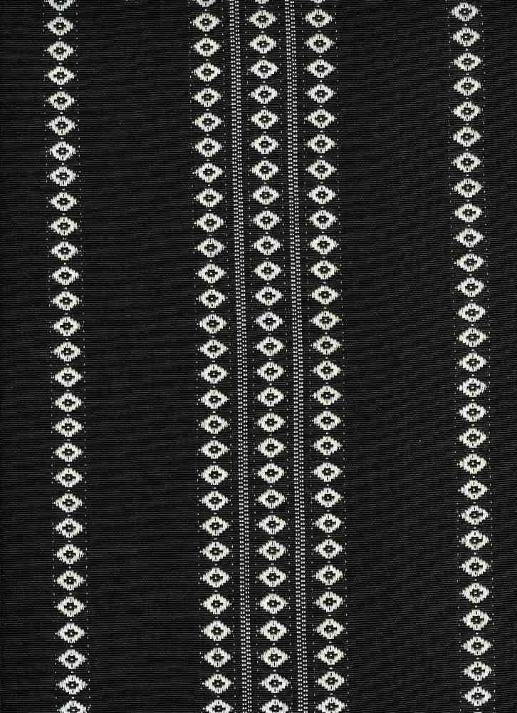 2295/2 / FINNISH STRIPE / BLACK