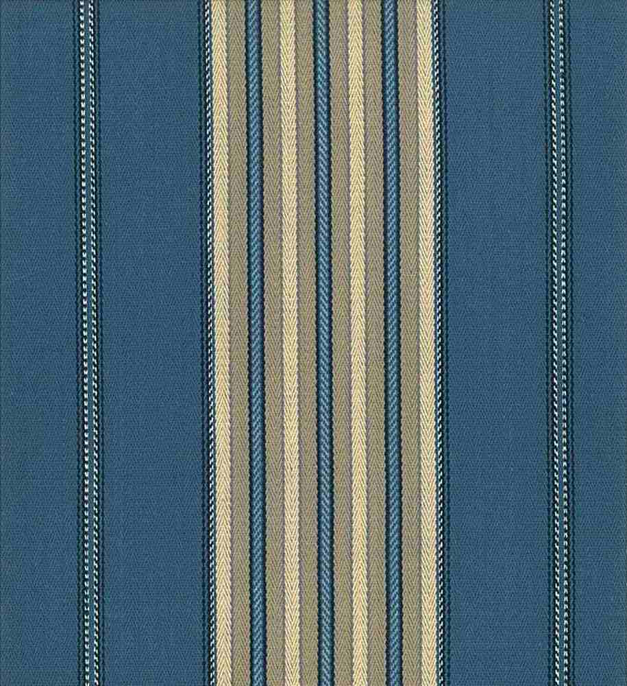 <h2>2298/1</h2> / NORMANDY STRIPE / BLUE