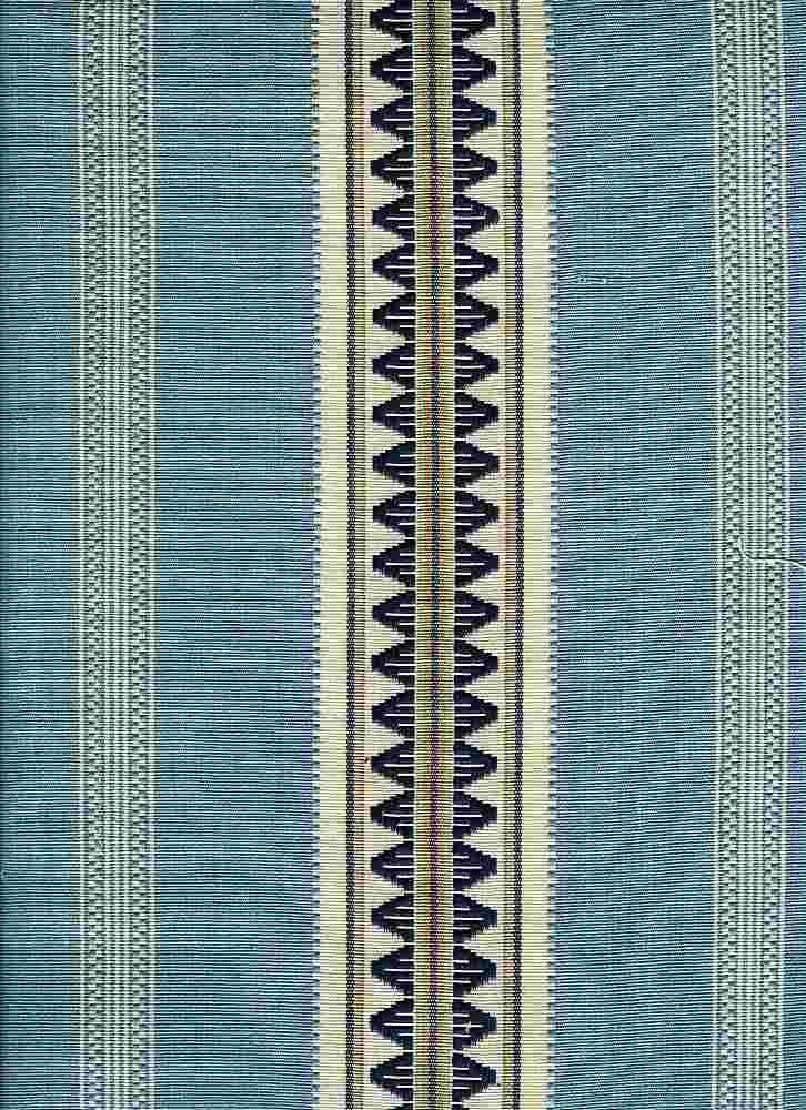 2297/2 / CATALAN STRIPE / BLUES