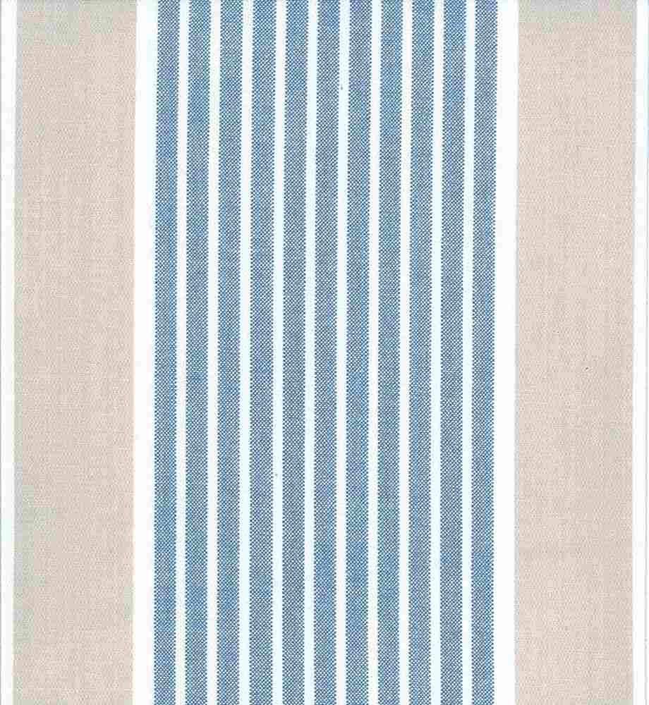 2303/2 / SONOMA STRIPE / BLUEWASH