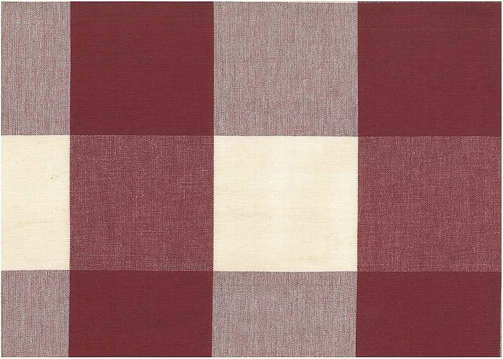 <h2>3170/17</h2> / FOUR INCH CHECK / BERRY