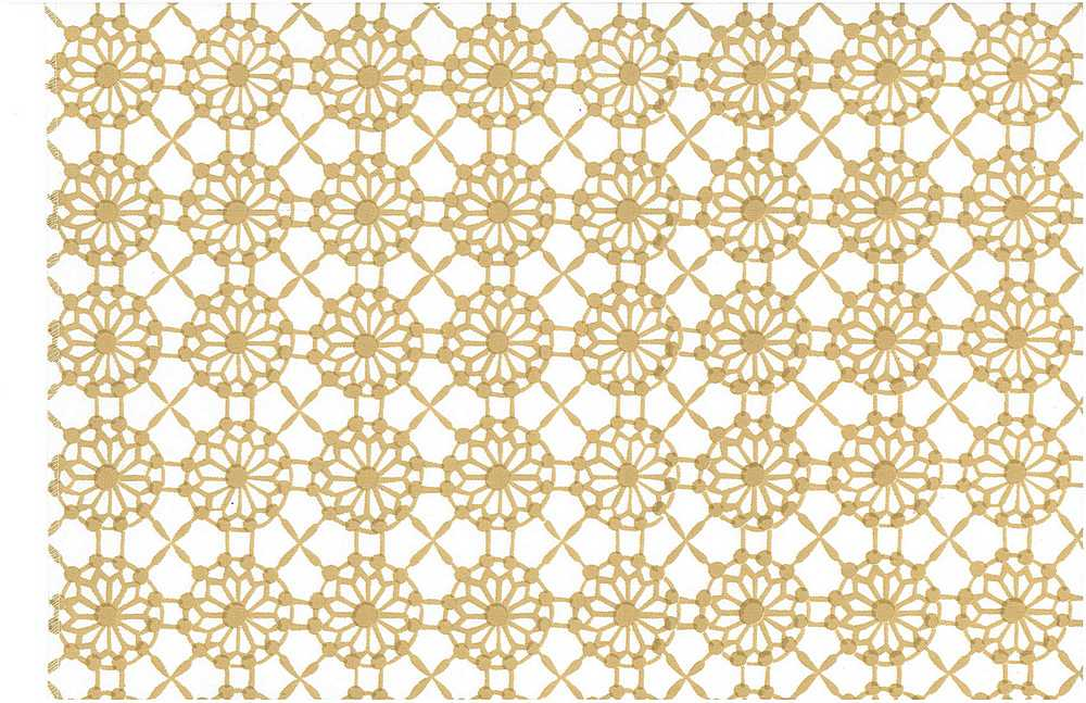 <h2>0901/4</h2> / MAHAL PRINT / ALMOND/WHITE