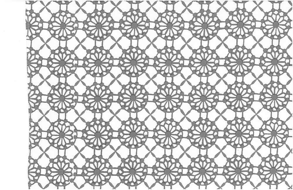 0901/5 / MAHAL PRINT / TAUPE/WHITE