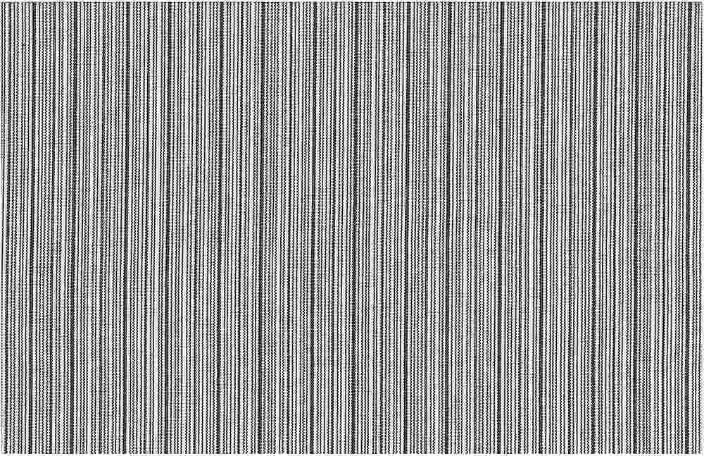 2314/1 / RANDOM PINSTRIPE / BLACK/WHITE